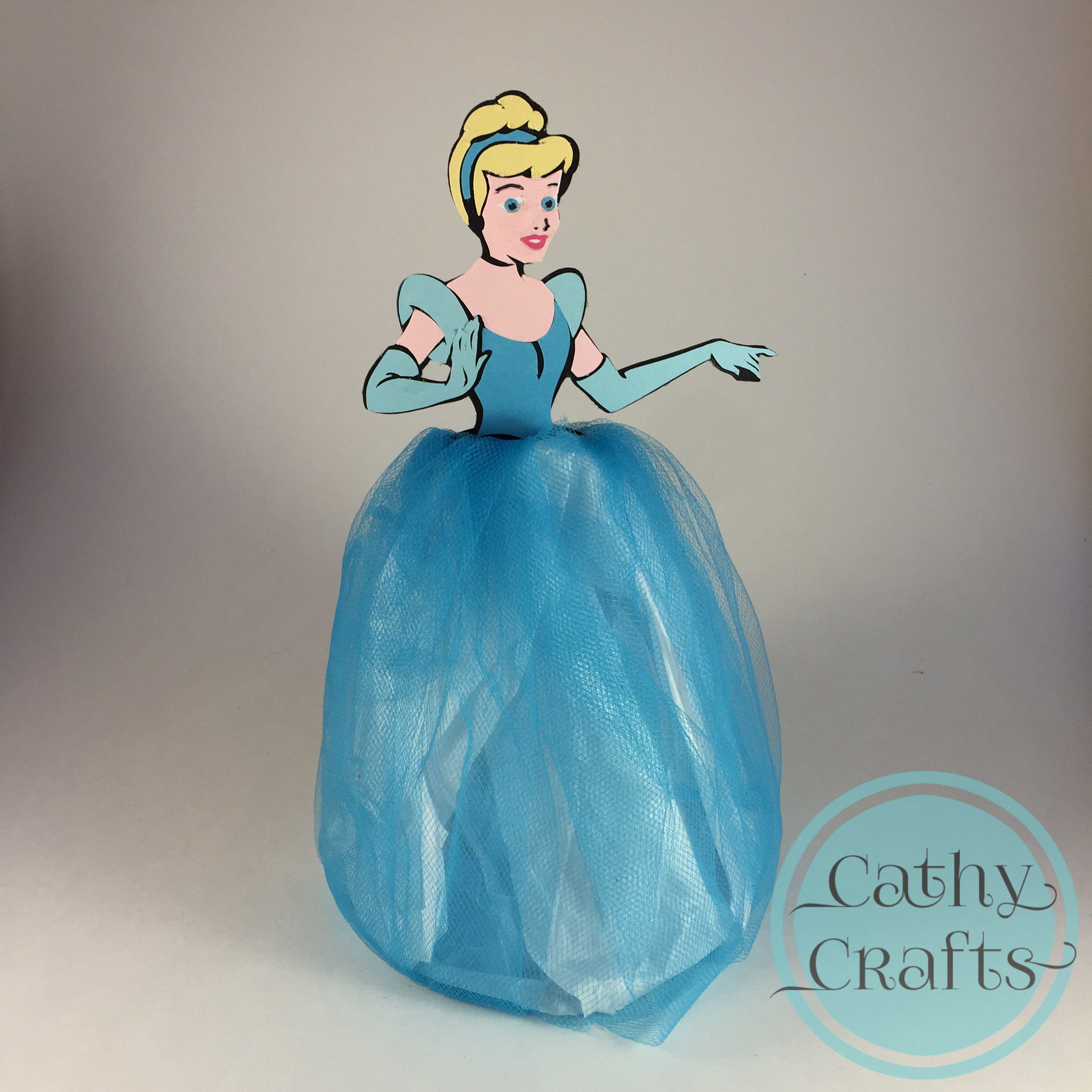 Cinderella Birthday Party Cathy Crafts