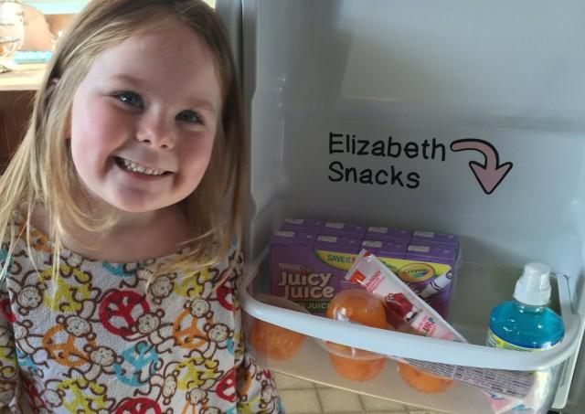 Elizabeth Snack Drawer