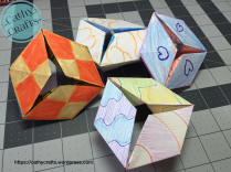 Paper Toy: Flextangle