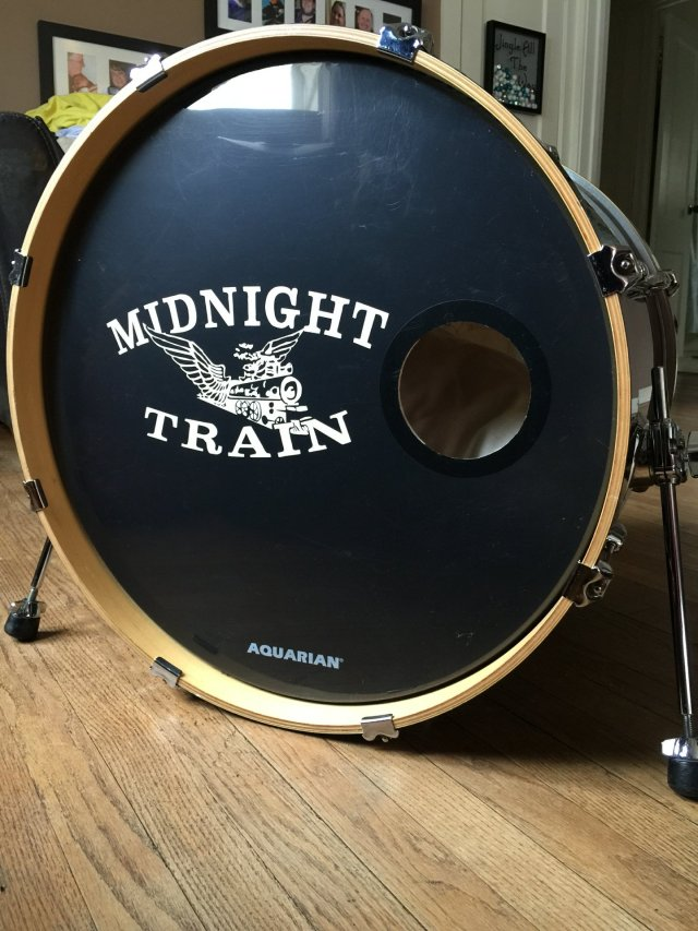 Midnight Train Logo