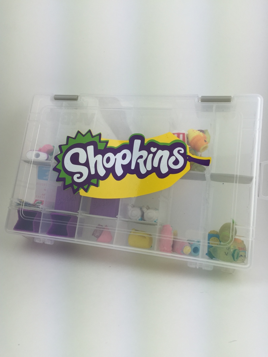 Shopkins Container Box