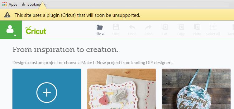 Mac Users Cricut Design Space Google Chrome Fix – Cathy Crafts
