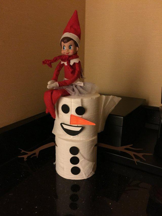 TP Snowman 1