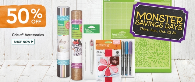 Joann's Cricut Accessories Sale