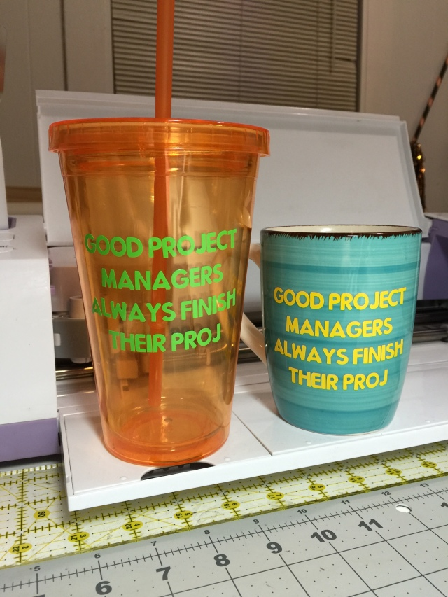 Good Project Managers Always Finish their Proj