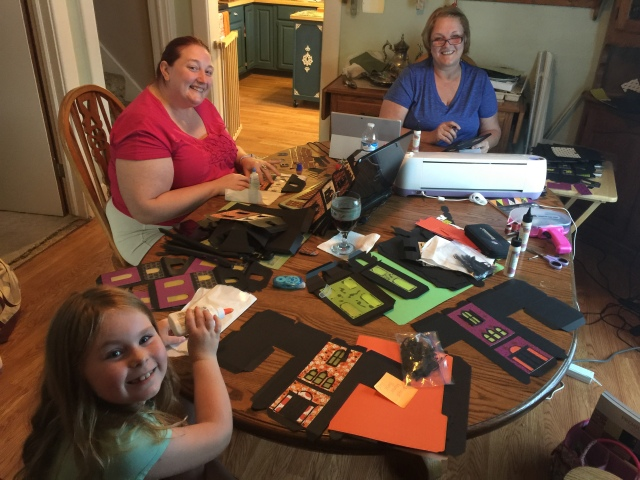 Crafting Party